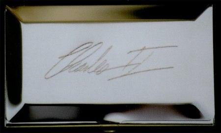 Mastergraver engraving austin texas business card holder signature transfer colourmoves Gallery